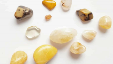 Solar Plexus Chakra Stones